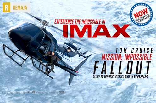 Film Mission: Impossible - Fallout Bioskop