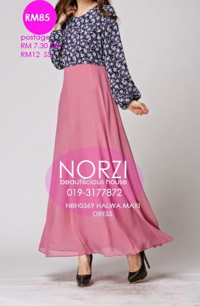 jubah dress murah mengandung online