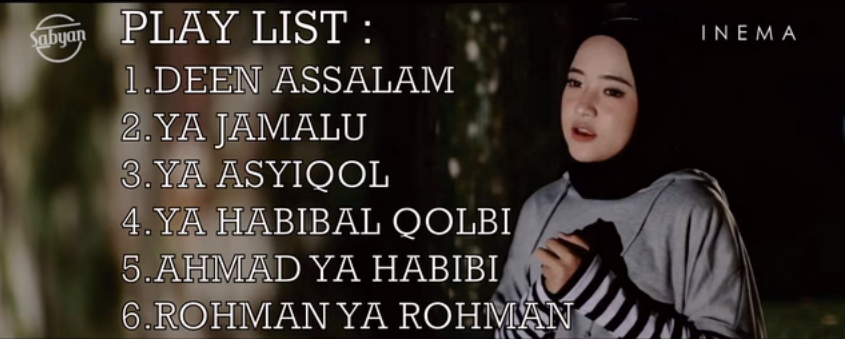free download lagu nissa sabyan rohman ya rohman mp3