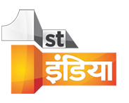 1st India News Rajasthan Logo