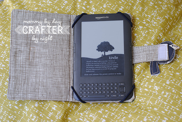 Mommy by day Crafter by night: {all wrapped up} kindle ...