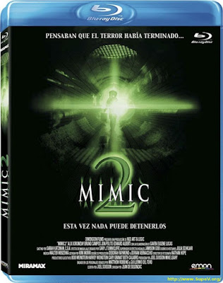 Mimic 2 2001 Dual Audio BRRip 480p 150mb HEVC x265