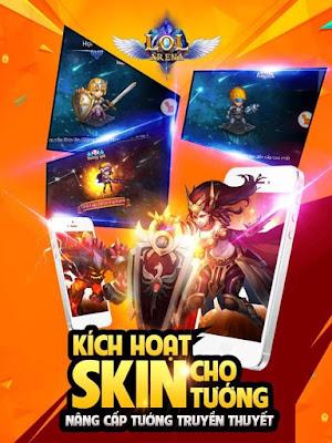 download game lol arena mobile