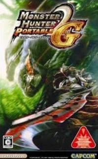 Monster Hunter Portable 2nd G PPSSPP Android