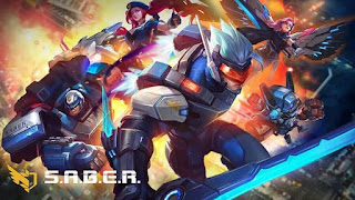 Download Script Skin Hack S.A.B.E.R Squad (Mobile Legend)