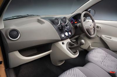 Interior Datsun Go + (Plus) Panca 2015 2016
