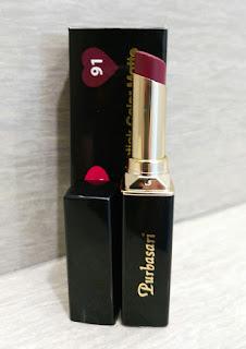 Warna Lipstik Purbasari untuk Bibir Hitam