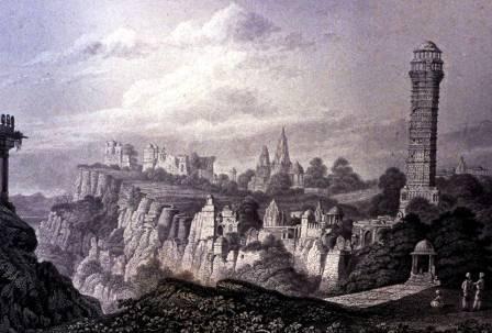 राजस्थान की मेवाड़ रियासत