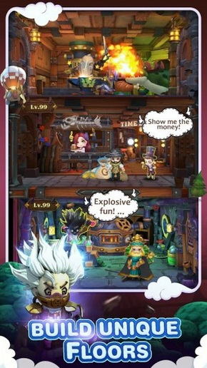 Castle Of Legends Mod Apk v1.9 (Monster Disarmed)