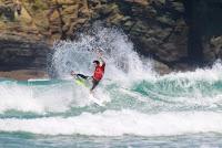 28 Dion Atkinson AUS Pantin Classic Galicia Pro foto WSL Laurent Masurel