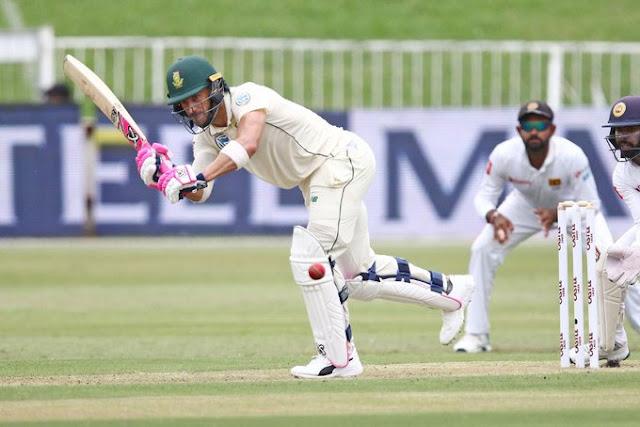 फाफ डू प्लेसिस ,दक्षिण अफ्रीका क्रिकेट टीम के कप्तान
