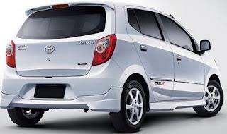 Gambar Mobil Toyota Agya