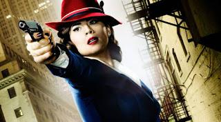 Agent Carter, cine y series