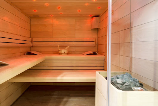 RoomToLove: Sauna design for Ibis Hotel