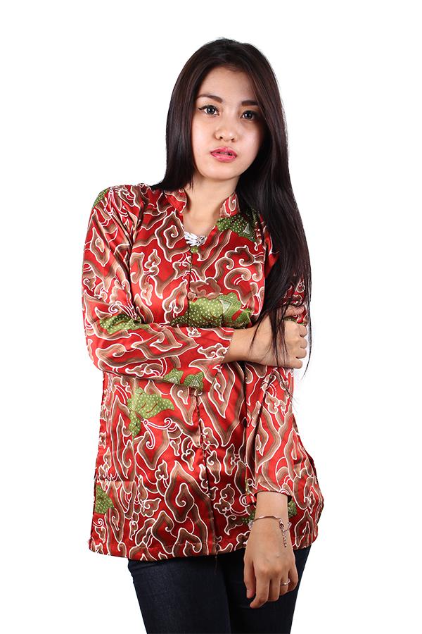 Koleksi Pakaian Batik Modern Dan Baju Kebaya Model Terbaru