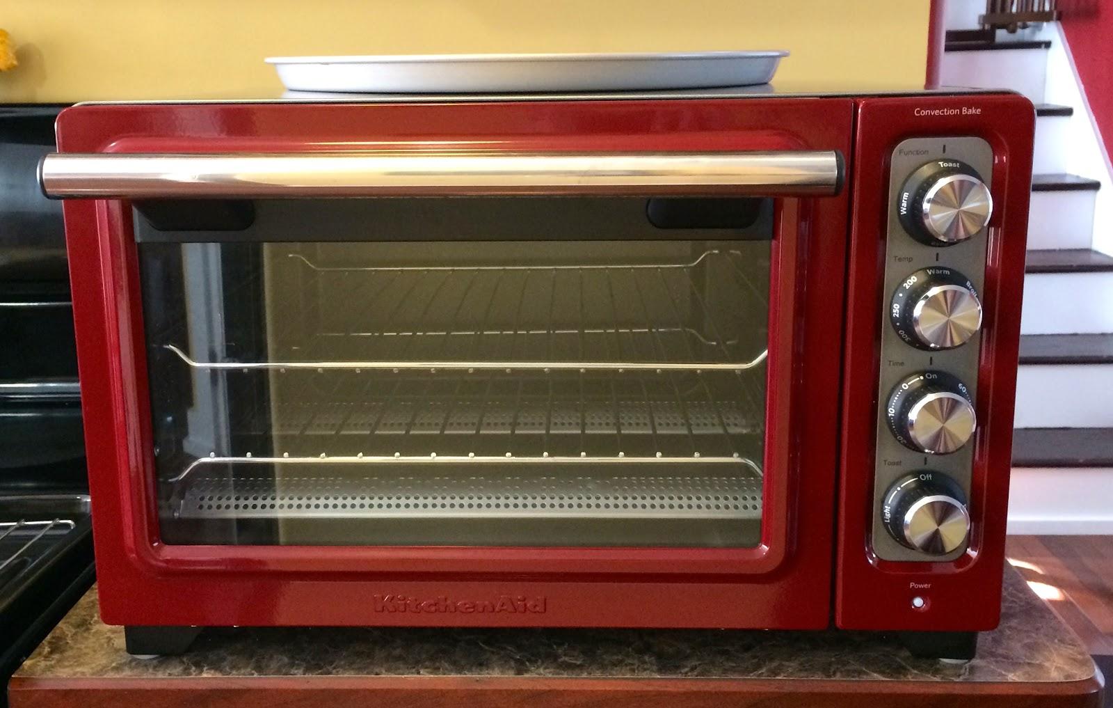 Attirant KitchenAid Countertop Convection Oven Save