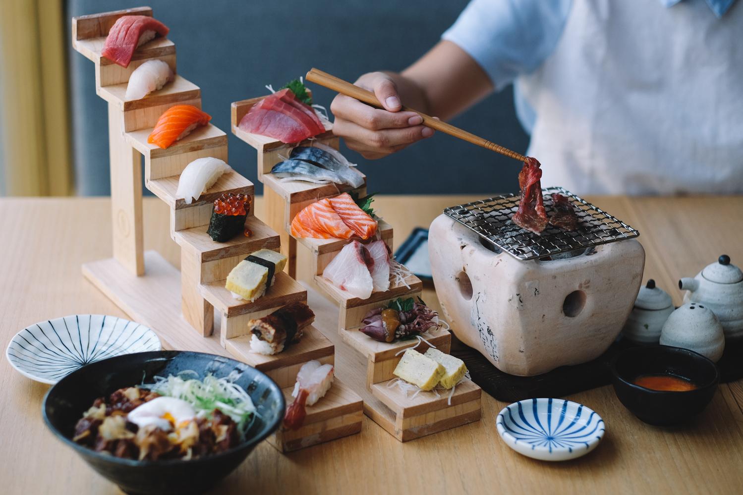 Sushi Hiro Pantai Indah Kapuk Pik Jakarta Eatandtreats