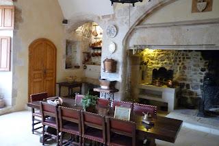 Cocina, Palais des Évêques.