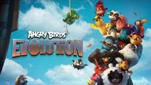 Download Angry Birds Evolution MOD APK v1.13.0 Android Hack God Mode Increased Damage Terbaru 2017