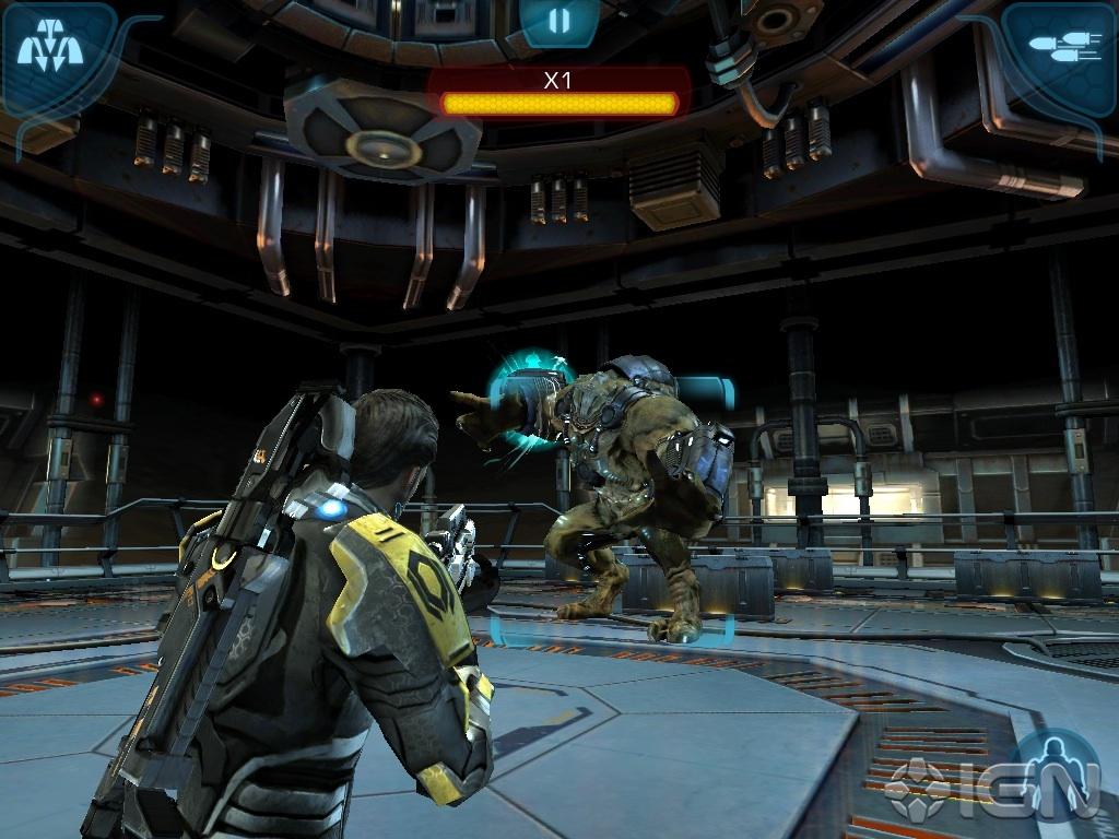 Mass Effect Infiltrator Apk Obb Data - Offline HD TPS