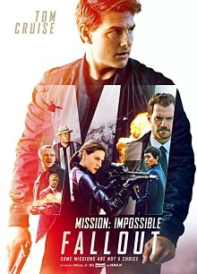 Sinopsis pemain genre Film Mission Impossible - Fallout (2018)