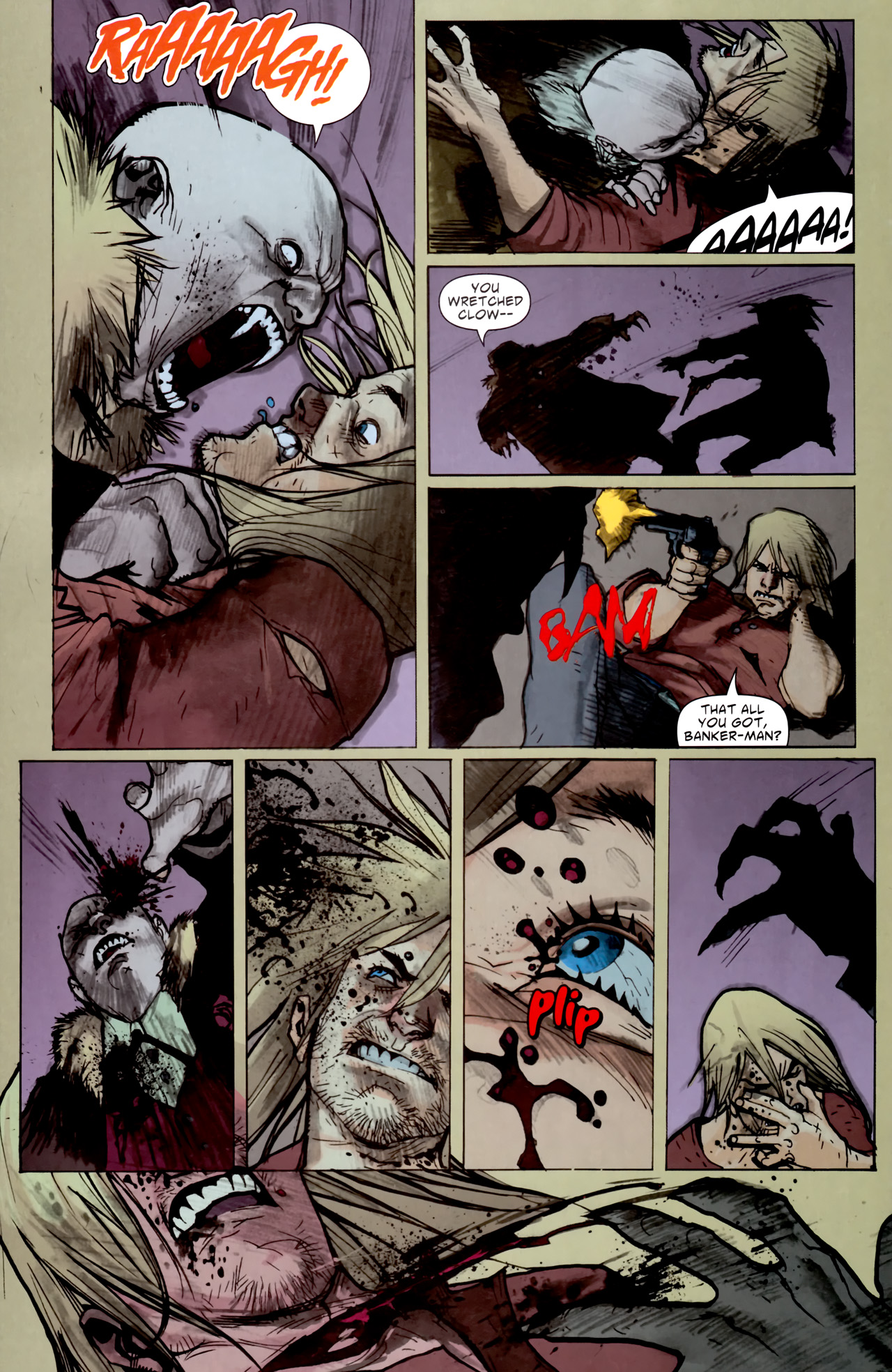 Read online American Vampire comic -  Issue #1 - 32