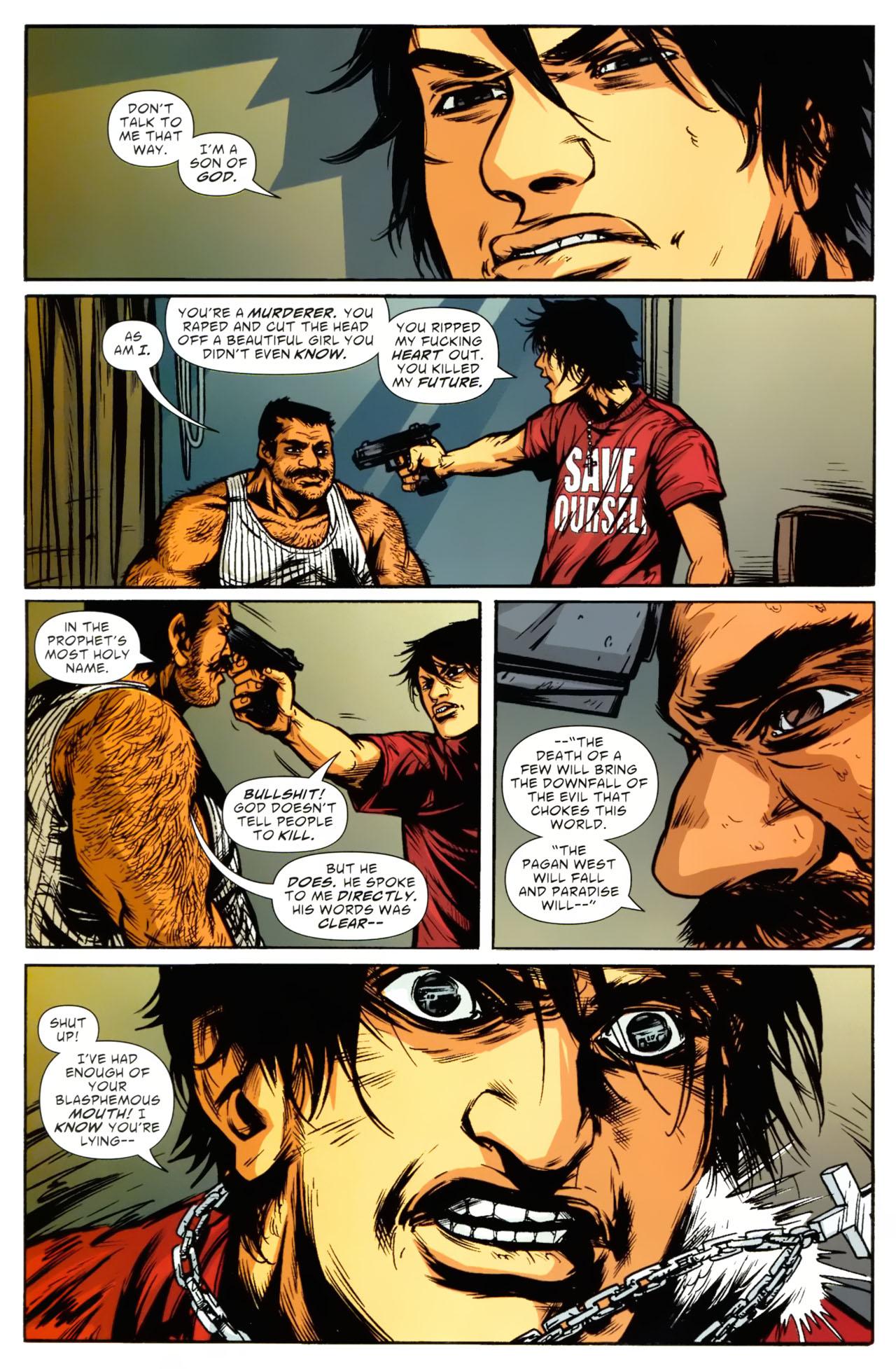 Read online American Virgin comic -  Issue #9 - 14