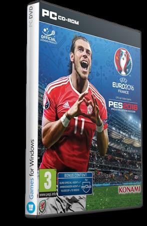 DESCARGAR UEFA Euro 2016 France Multilenguaje (Español) (PC-GAME)