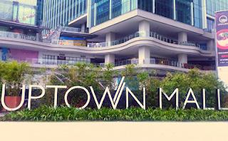 Uptown Mall BGC Taguig