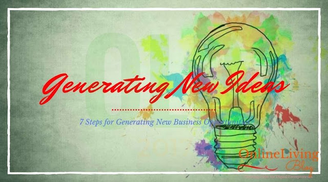 7 Steps for Generating New Business Opportunities