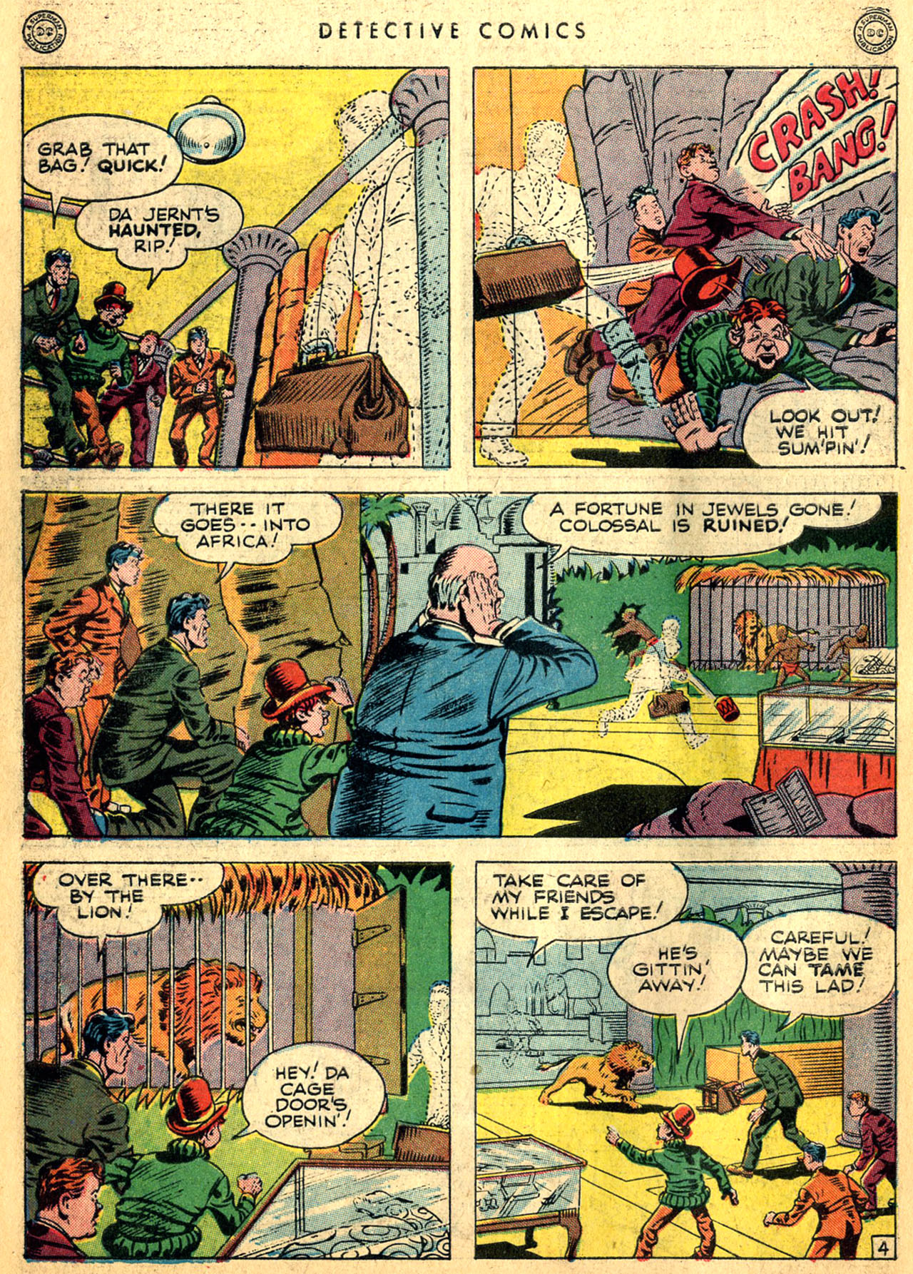 Read online Detective Comics (1937) comic -  Issue #117 - 42