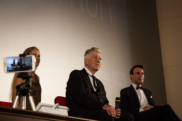 TWIN PEAKS   Al Lucca Film Festival David Lynch ci insegna come guardare Twin Peaks