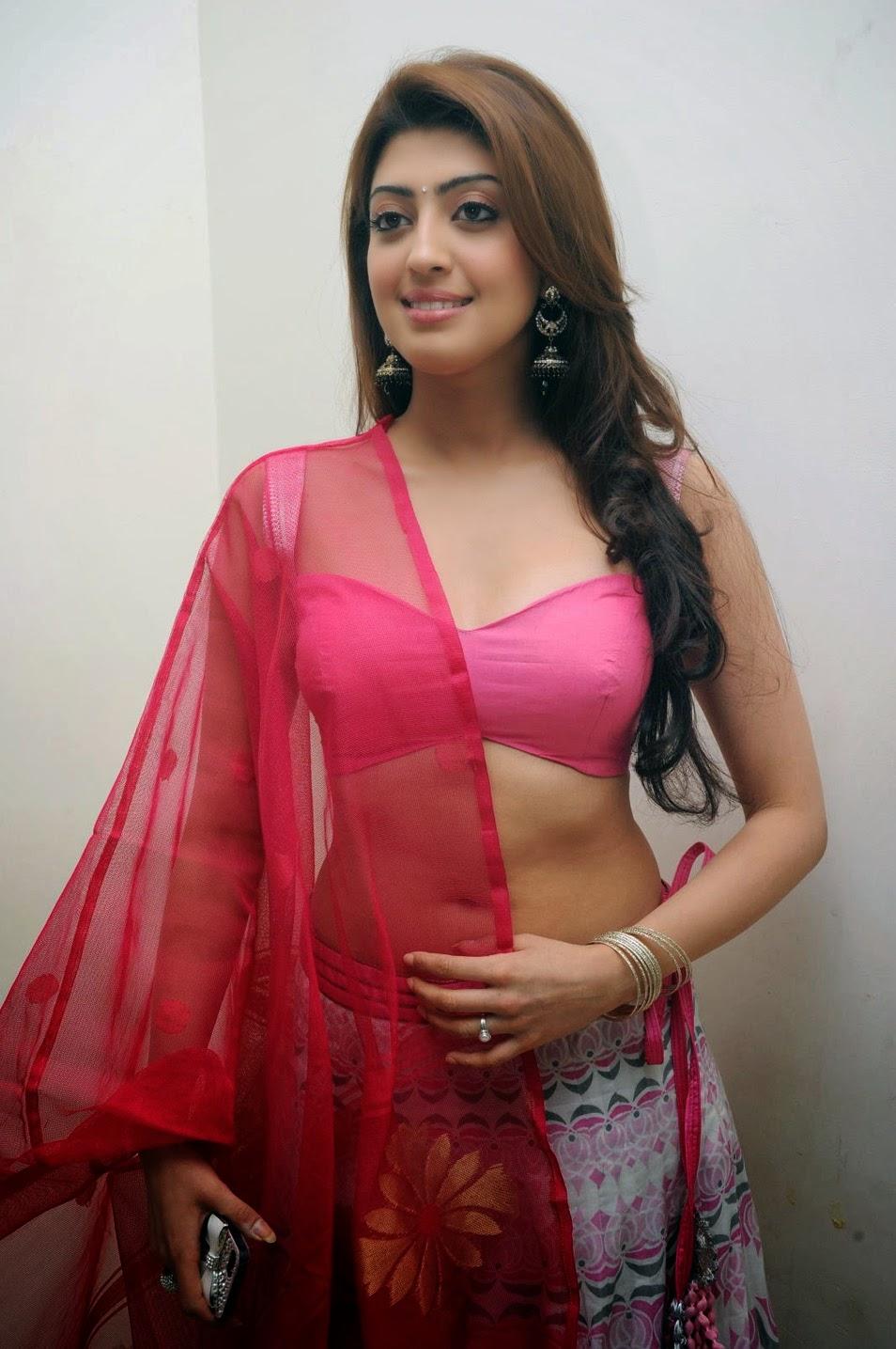 Actress Celebrities Photos Pranitha Latest Navel Show