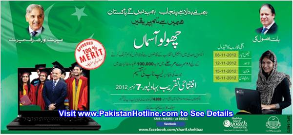Free Laptops for Students of Islamabad, KPK, Sindh