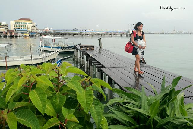 Chew Jetty Penang