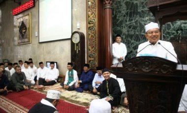 Jusuf Kalla Ingatkan Ulama Tidak Boleh Kampanye Politik di Masjid