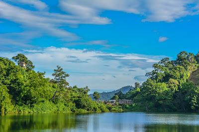 Bogalake, Ruma, Keokradong Mountain, Bandarban, Bangladesh