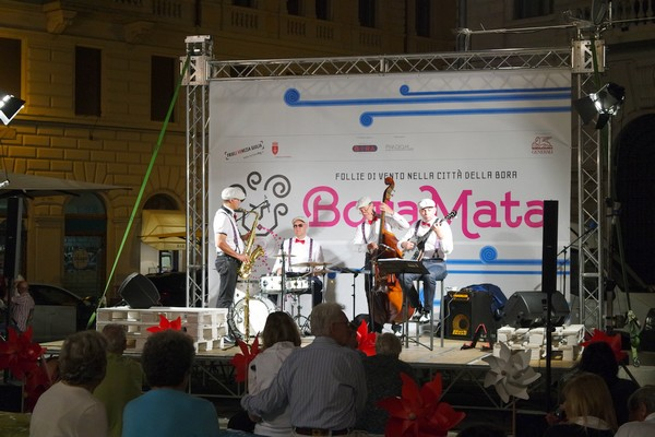trieste jazz festival boramata