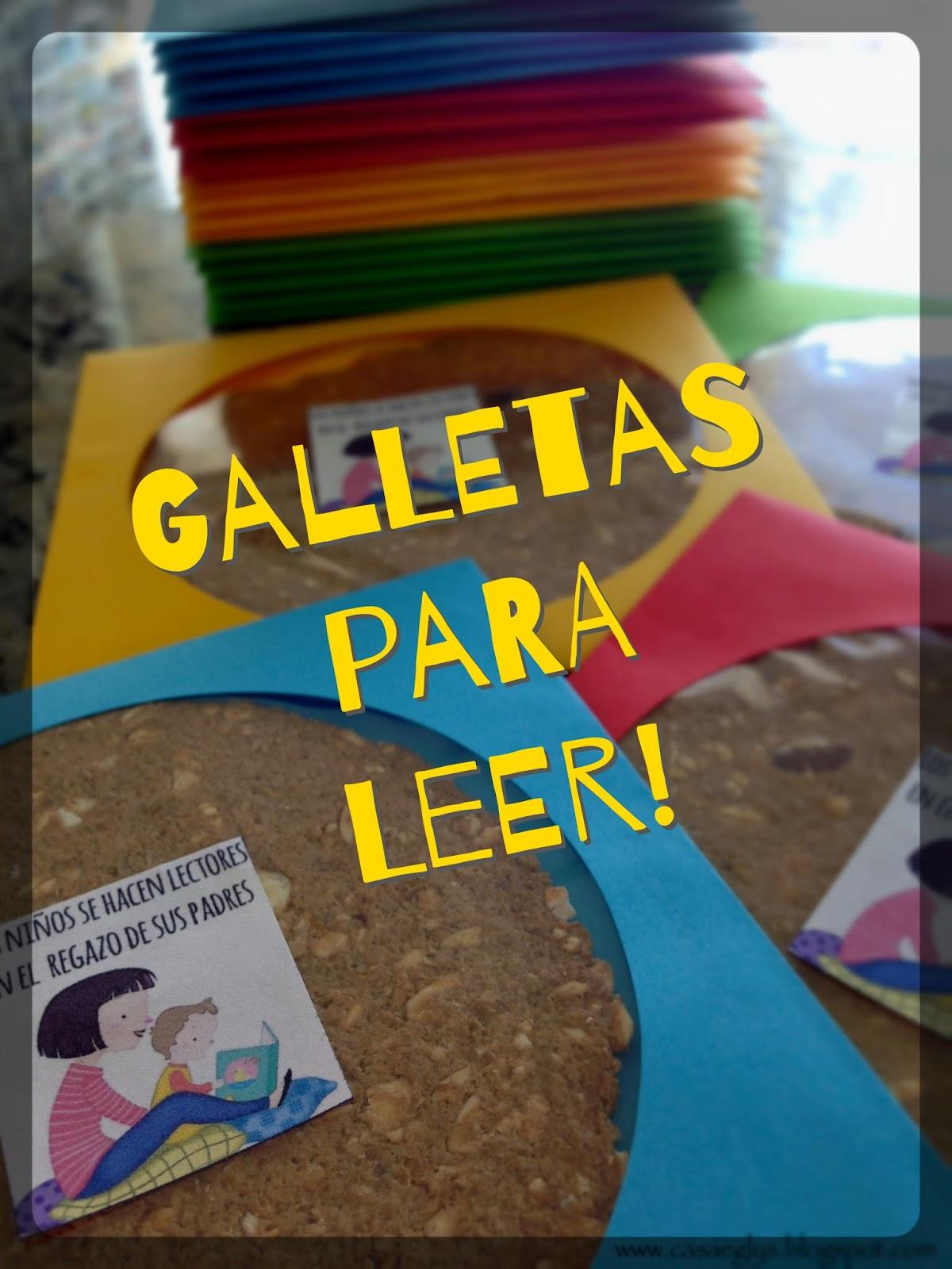 Casa Eglys: DIY: Empaquetado Bonito - Galletas para Leer