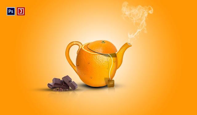 Orange kettles manipulation