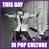 """Elvis Presley first appeared on """"The Milton Berle Show"""" on June 5, 1956."""