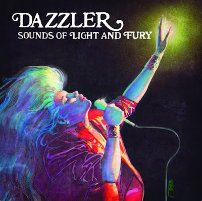 SDCC 2016 FOX Exclusive Dazzler Album Cover with X-Men Apocalypse Pre-Order