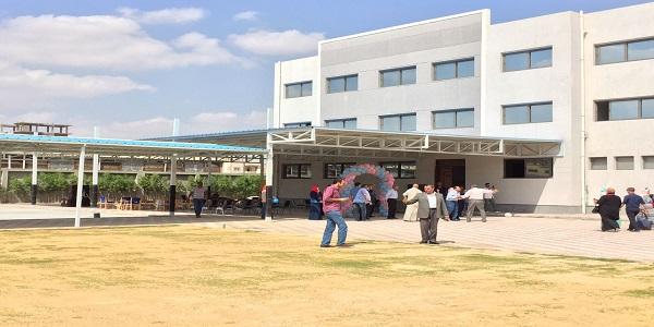 وضع حجر الأساس لأول مدرسة يابانية في مدينة بني سويف الجديدة
