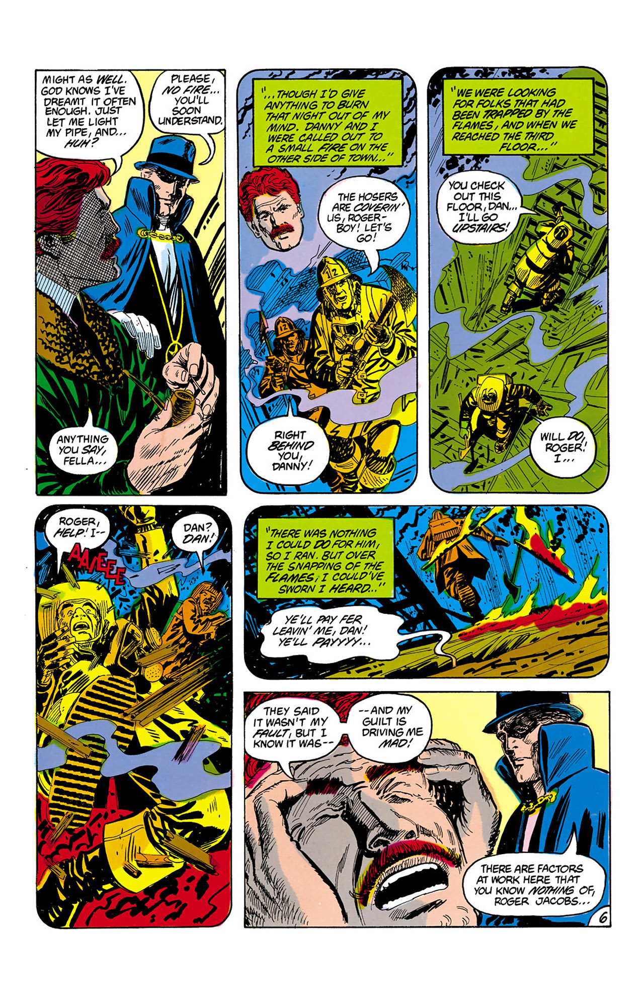 Swamp Thing (1982) Issue #2 #10 - English 24