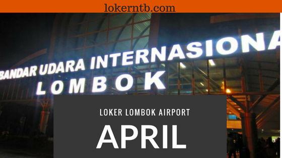Lowongan Kerja PT. Angkasa Pura Support Lombok, Paling Lambat 8 April 2018