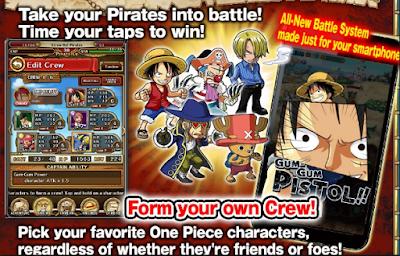 One Piece Treasure Cruise Apk Mod Full Version