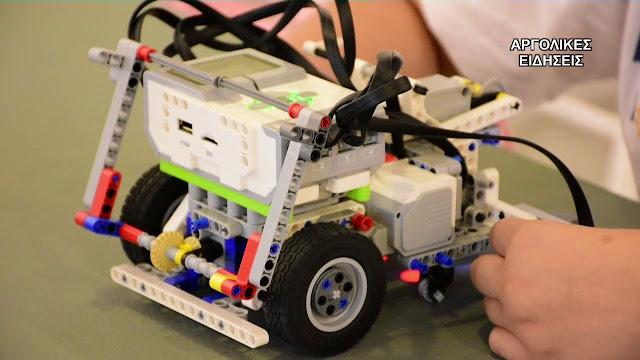Περιφερειακός Διαγωνισμός Εκπαιδευτικής Ρομποτικής Πελοποννήσου 2019