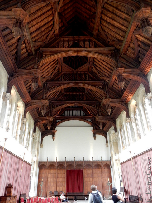 Eltham Palace London Medieval Hall Henry VIII