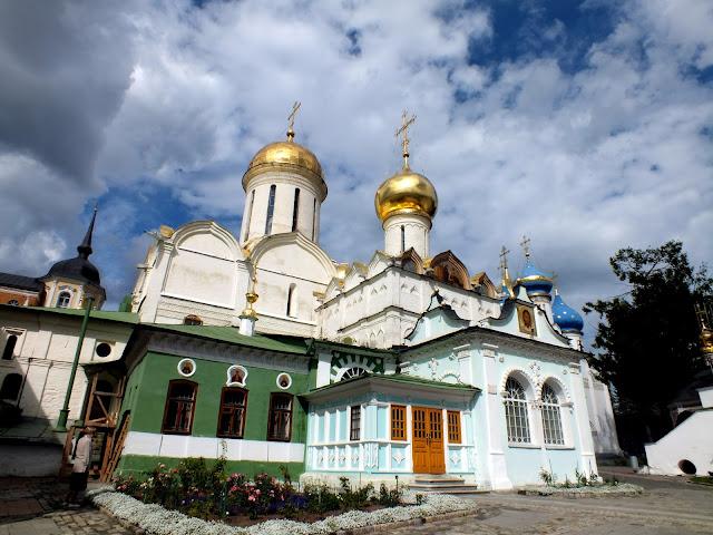 Excursión a Sergiev Posad desde Moscú