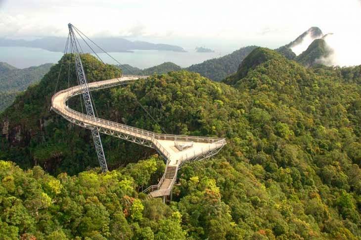 puente del clielo